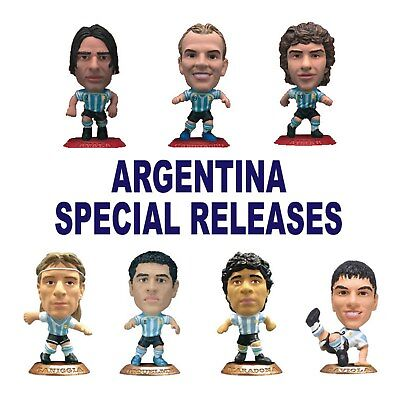 ARGENTINA National MicroStars - Special Releases choice of 11 different figures