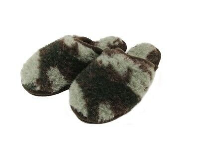 Woollen Slippers, shoes, boots, EU MERINO NATURAL WOOL 100% GOOD GIFT!!! MORO