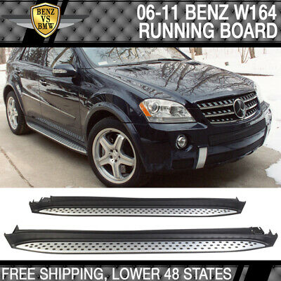 Special Limited Time Deal! 06-11 Benz W164 SUV OE Running Board Side Step Bar