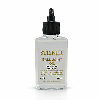Ball Joint Oil 50Ml By Steiner Music