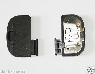 New Battery Chamber Cover Door Replacement Part for Nikon D300 D300S D700 D200