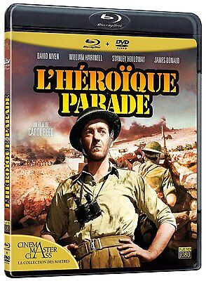 Combo Blu-Ray + Dvd L'heroique Parade Neuf Direct Editeur