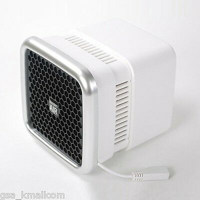Amazing Air Cleaner Purifier Water Washable Filter Compact Room Car Korea New