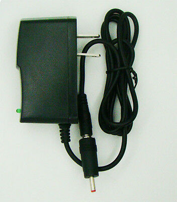 US AC/DC 6V 1A 1000mA Switching Power Supply Cord adapter 3.5mm x 1.35mm