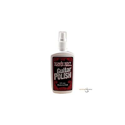 NEW Ernie Ball 4223 Guitar Polish Pump Bottle CARE Cleaner Maintenance UK SELLER