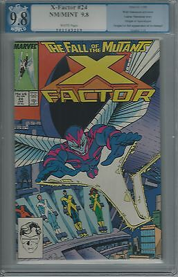 X-Factor #24 Pgx 9.8 Nm/mt 1St Archangel