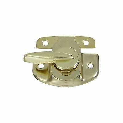 National N193-607 Brass Tight Seal Window Sash Lock