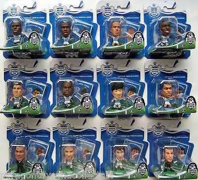 QUEENS PARK RANGERS 2012/13 HOME KIT SOCCERSTARZ - Choice 12 different blisters