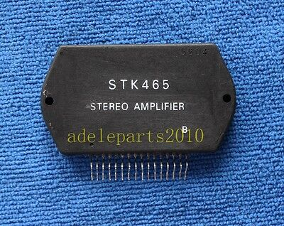 1pcs STK465 465 STEREO Amplifier Power STEREO SANYO