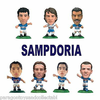 SAMPDORIA Serie A MicroStars - Choose from 7 different figures