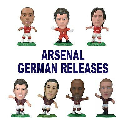 ARSENAL German Release MicroStars - Choose from 8 different figure