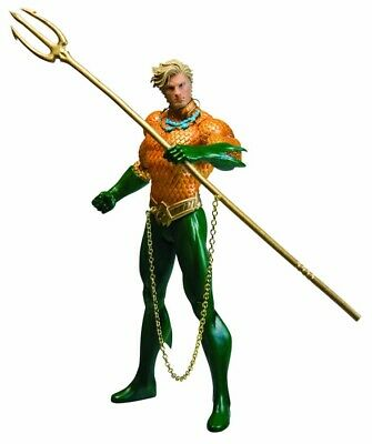 DC Direct Justice League The New 52 - Aquaman Figur