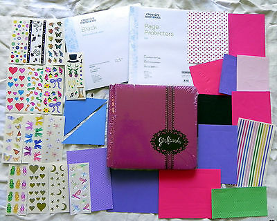 Creative Memories HUGE LOT 8x8 Girlfriends Album Coverset + LOTS MORE BNIP
