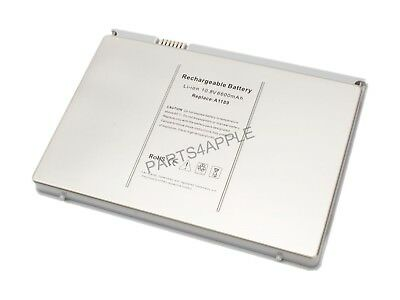 Generic 600mAh Battery For Apple MacBook Pro 17 INCH A1229 MA092KH/A, MA092LL/A
