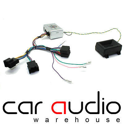 Chevrolet Traverse 2008 On SONY Car Stereo Radio Steering Wheel Interface Lead