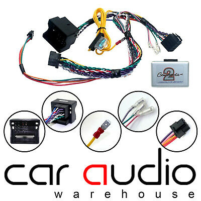 BMW 3 Series 2005 On SONY Car Stereo Radio Steering Wheel Control Interface
