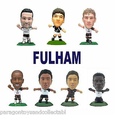 FULHAM MicroStars - Choose from 7 different figures including Japan Miniatures