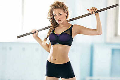 New So15F Active Shaped Support Shock Absorber Bra