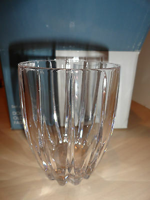 NEW Marquis by Waterford Omega 12-Ounce Double Old Fashion Glasses Set of 4