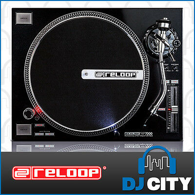Reloop RP-7000 Direct Drive DJ Vinyl Turntable