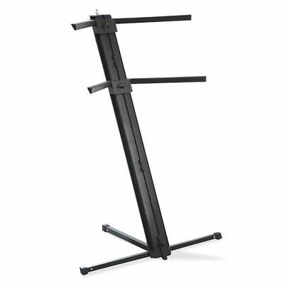 Kb-1 Athletic Bi-Level Keyboard Stand Music Stand