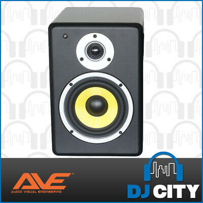 """Studio Monitor Active 5"""" Inch AVE Monitor DJs Producers Production"""