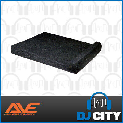 ISOPAD-6 AVE Studio Monitor Isolation Pad PAIR For 6 inch Speakers