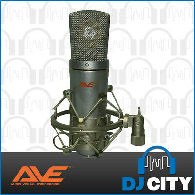 VOXCON-USB AVE Studio Condenser Microphone with USB Output