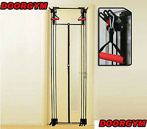 Door Gym Full Body Exercise Small Portable Easy to Install Lightweight