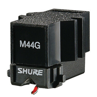 Shure M44G Replacement Stylus and Cartridge Assembly Cart Needle