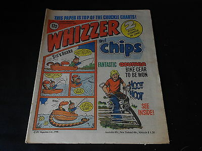 Whizzer and Chips 6th December 1980