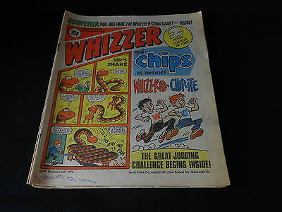 Whizzer and Chips 20th October 1979