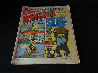 Whizzer and Chips 3rd November 1979