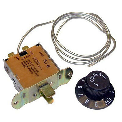 BEVERAGE AIR  502-125A  Control, Temperature  same day shipping