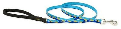 """Lupine 1/2"""" Dog Cat Leash/Lead 4' Just Ducky"""