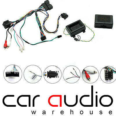 Ford C-Max 2011 On CLARION Car Stereo Radio Steering Wheel Interface Stalk