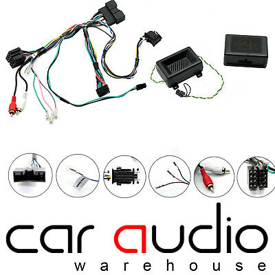 Ford C-Max 2011 On PIONEER Car Stereo Radio Steering Wheel Interface Stalk