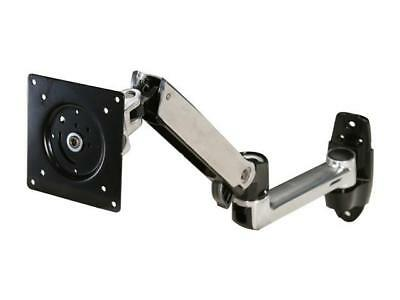 Ergotron 45-243-026 LX Wall Mount LCD Monitor Arm (Polished Aluminum)
