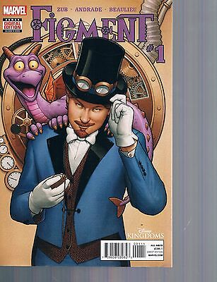 Figment #1  Disney Kingdoms Marvel Comics 1st Print 2014