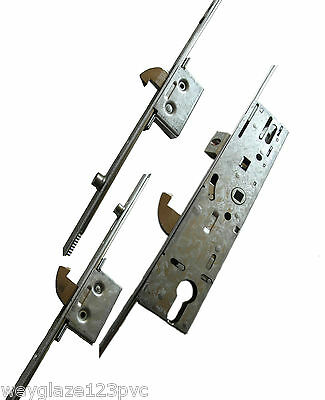 Kenrick excalibur pz92 62mm lockcase gearbox mechanism for for Upvc french door locks