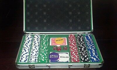 300pc poker set