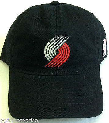 100% authentic afe02 4615d NBA Portland Trailblazers Reebok Hat Curve Brim Buckle-Back Cap OSFA NEW!