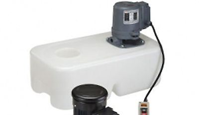 Filterable Coolant Tank and Pump - Single Phase 110/220V