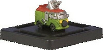 MONSTERPOCALYPSE SERIES 3 ALL YOUR BASE : Green Fury Van ELITE #53