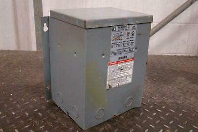 Square D 2KVA Transformer PH1 240/480Vx240/120 0750 2S1F
