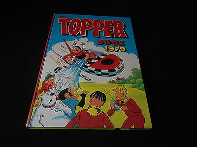 The Topper Book Annual 1979