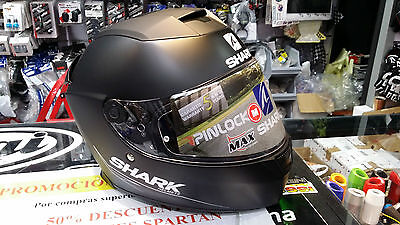 Shark Helmets Speed R Black Matt  +++Size M+++