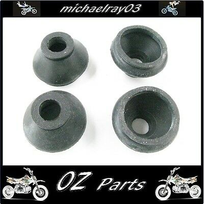 4 x large  ball joint tie rod end rubbers 50 125 cc 150 200 250 mini quad  ATV
