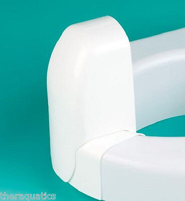 Maddaguard Splash Guard Toilet Seat Directs Urine Home Care Disability Elevated