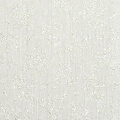 A080 Beige Leaves And Branches Upholstery Fabric By The Yard